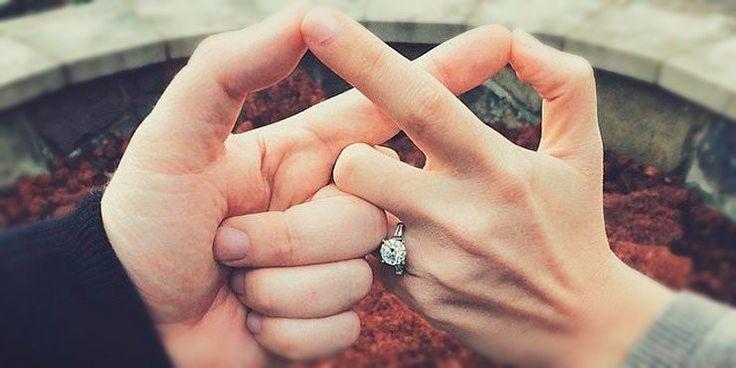 """Las cosas no acaban cuando tu dices el """"Si, si quiero casarme contigo"""". A penas empiezan y es mejor que estés preparada."""