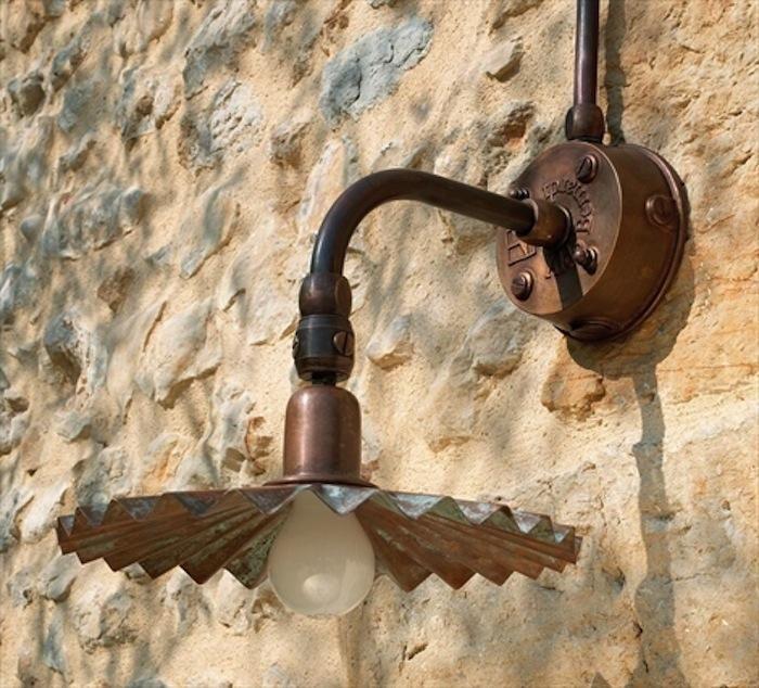 Aldo Bernardi, a lighting designer located in Paderno del Grappo, just northwest of Venice, Italy.