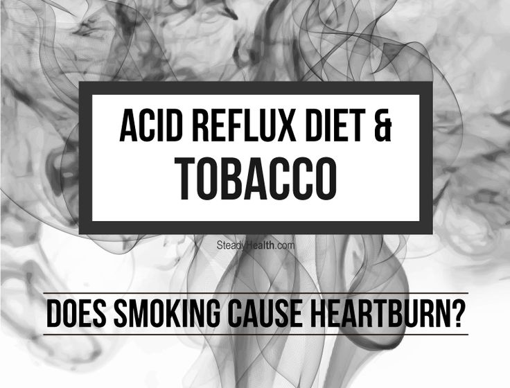 Natural heartburn remedies and lifestyle changes are key to getting rid of acid reflux forever. Does smoking cause heartburn, and does that mean you have to quit if you want to relieve heartburn #AcidReflux