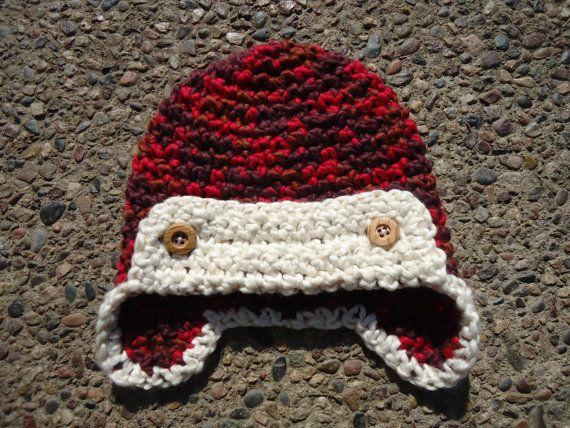 little lumberjack hat. With a beard added? Heck yeah!