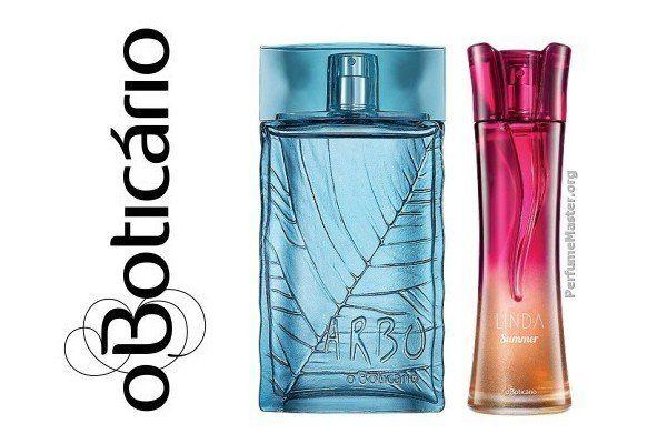 O Boticario Arbo Ocean Linda Summer - PerfumeMaster.org