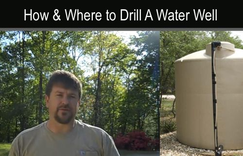1000 ideas about water well drilling on pinterest white for Where to buy cheap land for homesteading