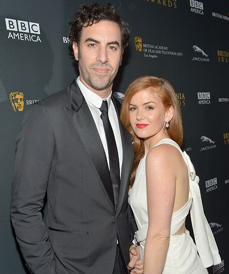 Isla Fisher Pregnant, Expecting Third Child With Sacha Baron Cohen - Us Weekly