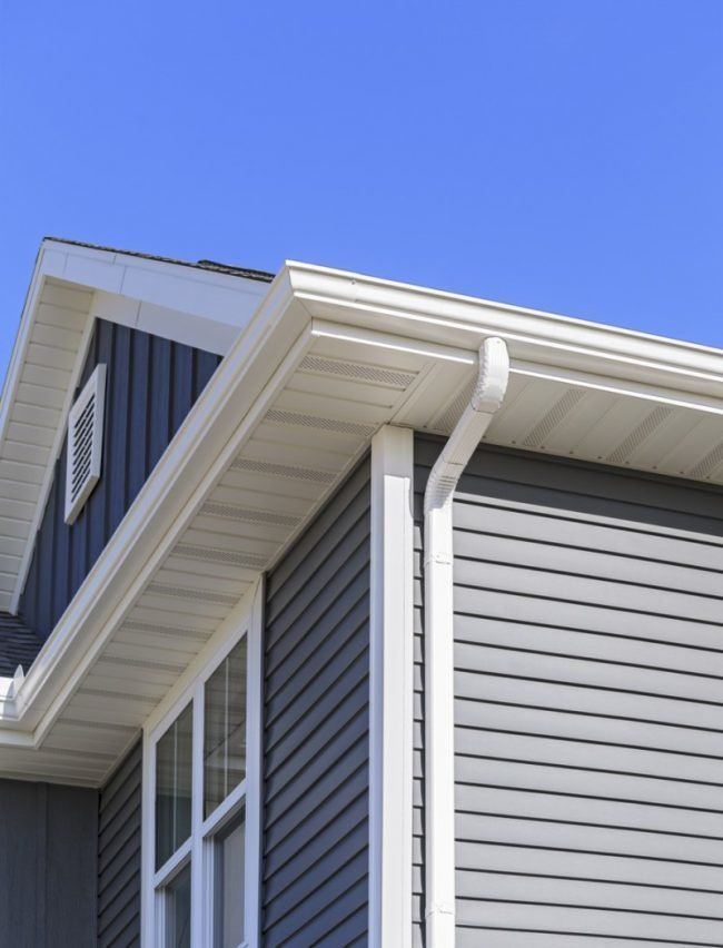 5 Types Of Rain Gutters To Consider For Your Home Rain Gutters