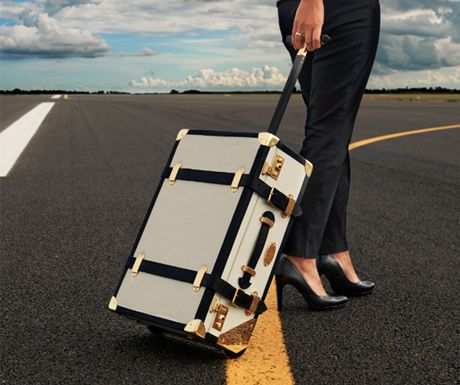 Best 20  Luxury luggage ideas on Pinterest | Chanel luggage ...