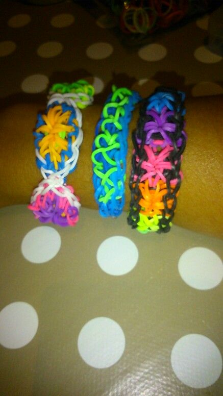 My loom bands