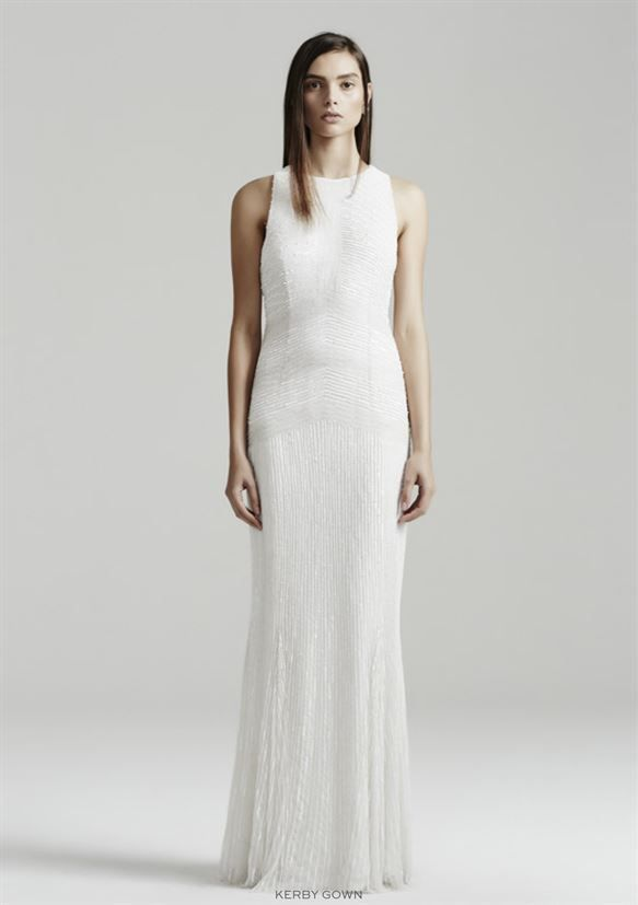 R15 // BRIDAL // KERBY GOWN // Collections - Rachel Gilbert