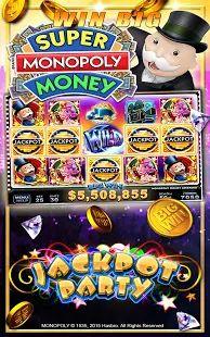 Jackpot Party Casino Slots 777 – miniatúra snímky obrazovky