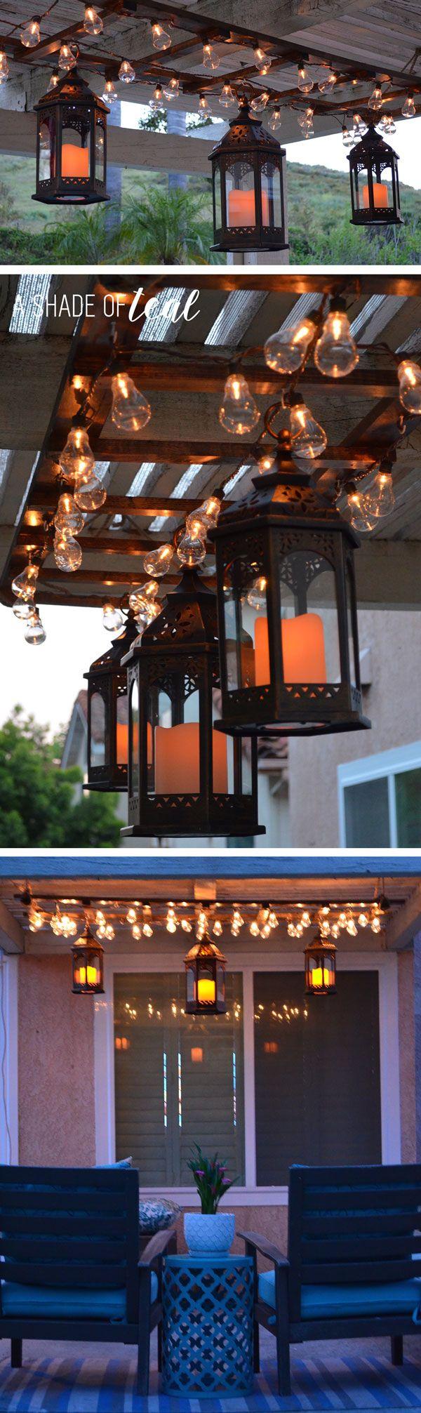 Creative 8 Patio Lights At Lots Creativity