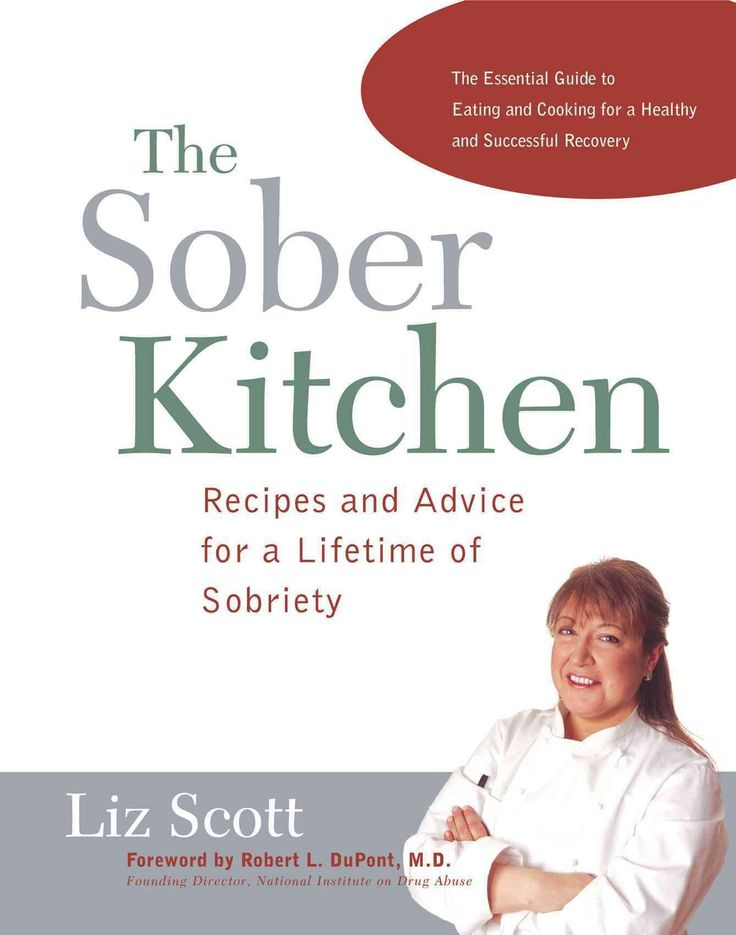 People in the early stages of alcoholism recovery are often sugar-addicted and nutritionally deficient. Trained chef and recovering alcoholic Liz Scott tackles these issues head on in a cookbook that