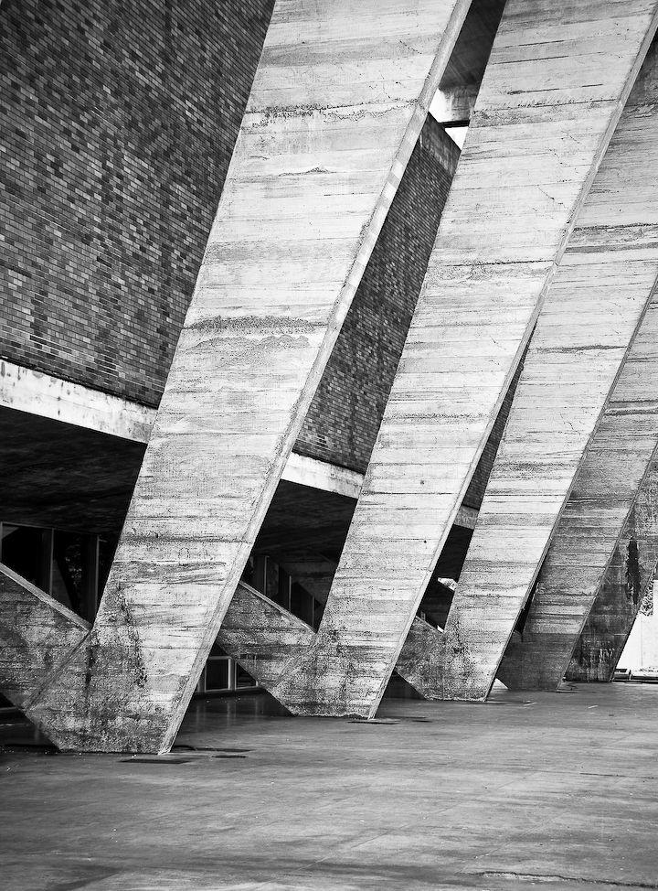 Fotografía: metalocus ,  mr howard roark , tuppence for the birds , ribaj , au , ambientes , posta       El Museo de Arte Moderna de la ciud...