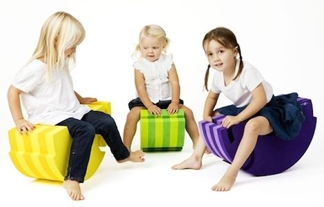 BObles - Modern Kids Seating & Play