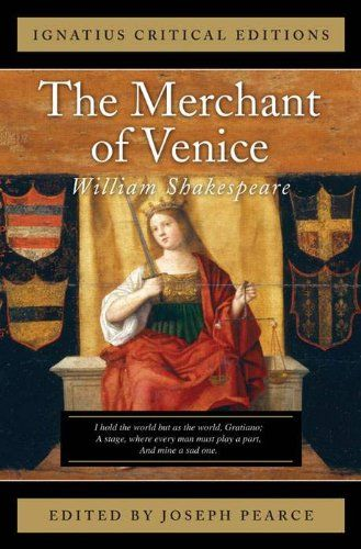 The Merchant of Venice (Ignatius Critical Editions):   IThe Merchant of Venice/I is probably the most controversial of all Shakespeare's plays. It is also one of the least understood. Is it a comedy or a tragedy? What is the meaning behind the test of the caskets? Who is the real villain of the trial scene? Is Shylock simply vicious and venomous, or is he more sinned against than sinning? Can the play be described as anti-semitic? What exactly is the quality of mercy? Is Portia one of ...