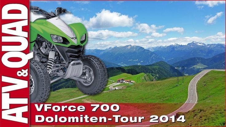Kurven-Reich: Dolomiten Tour 2016 Seit 2014 zieht es vier KFX-700-Piloten um Volker Stopperich in Südtirols Pass-Paradies; mit der Dolomiten Tour 2016 stand auch im vergangenen Jahr ein Revival an http://www.atv-quad-magazin.com/aktuell/kurven-reich-dolomiten-tour-2016/ #quadreise #erlebnis #dolomiten #ausfahrt #atvquadmagazin