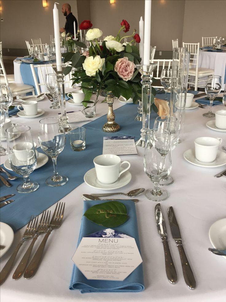 My seat at the bridesmaids table   #weddingvenue #lebelvedere #weddingday #tabledecor