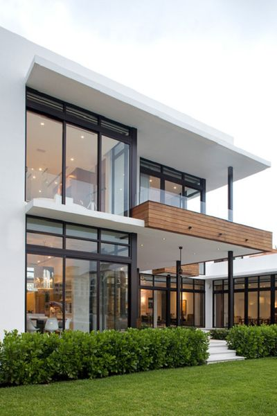 71 contemporary exterior design photos - Contemporary Design Homes