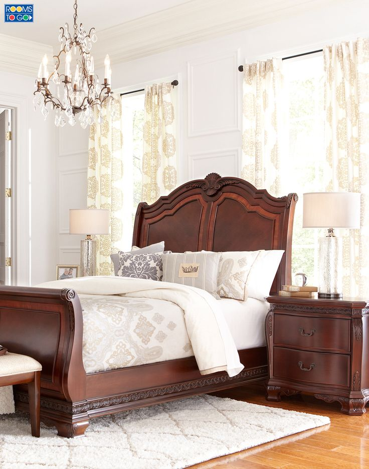 Surround Yourself In Elegance With The Cortinella Bedroom