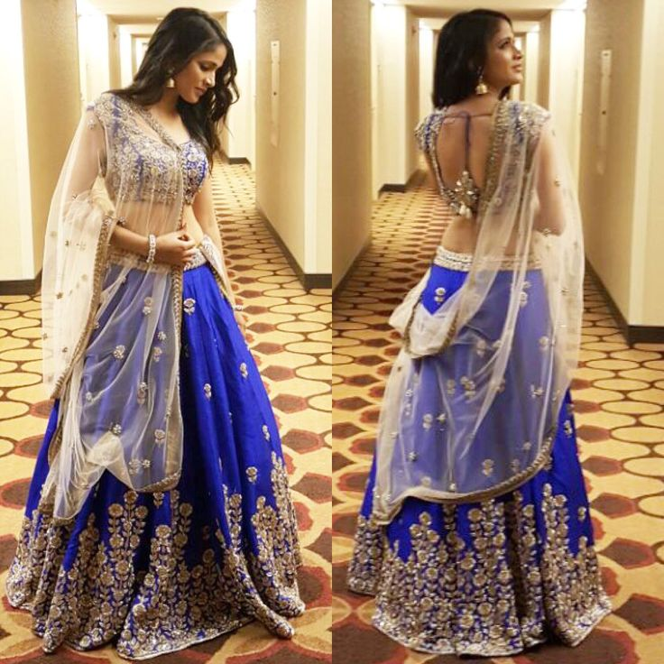 Shop Akshar Creation Art Silk Navy Blue & Cream Latest New Designer Lehenga Choli by Akshar Creation online. Largest collection of Latest Lehangas online. ✻ 100% Genuine Products ✻ Easy Returns ✻ Timely Delivery