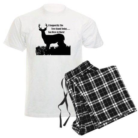 37f175aef9 Mens Light Pajamas on CafePress.com. Men s deer hunting pyjamas with a funny  quote