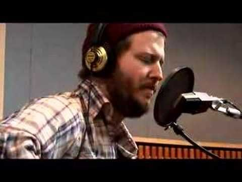 "Bon Iver - ""Flume"", performed live in the studios of The Current, Jan. 2008. Find more and listen online at TheCurrent.Org"
