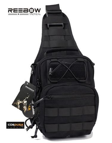 Men Military Tactical Sling Pack MOLLE