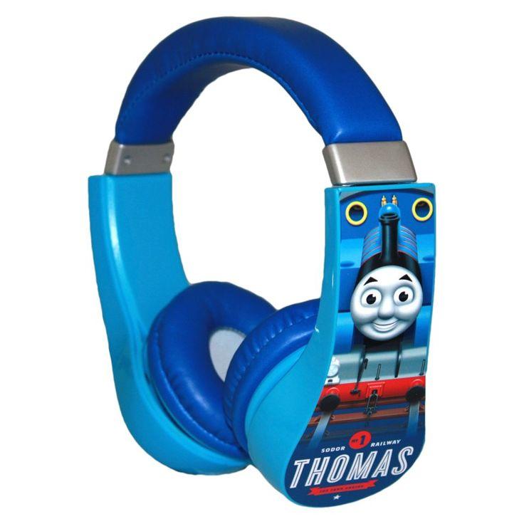 Thomas The Tank Engine Kids Safe Headphones