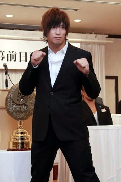 The Planet Lucha: KOTA IBUSHI ¿EN LA MIRA DE WWE?