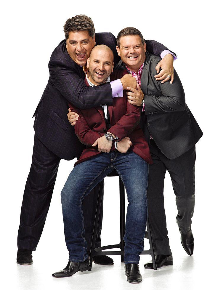 Matt - George - Gary - I love them all!