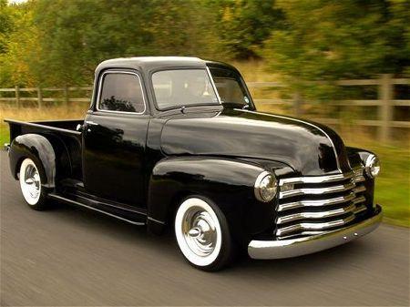 ... Chevrolet Truck Photo 3 - 1949 Truck Photo Gallery – Rod & Custom
