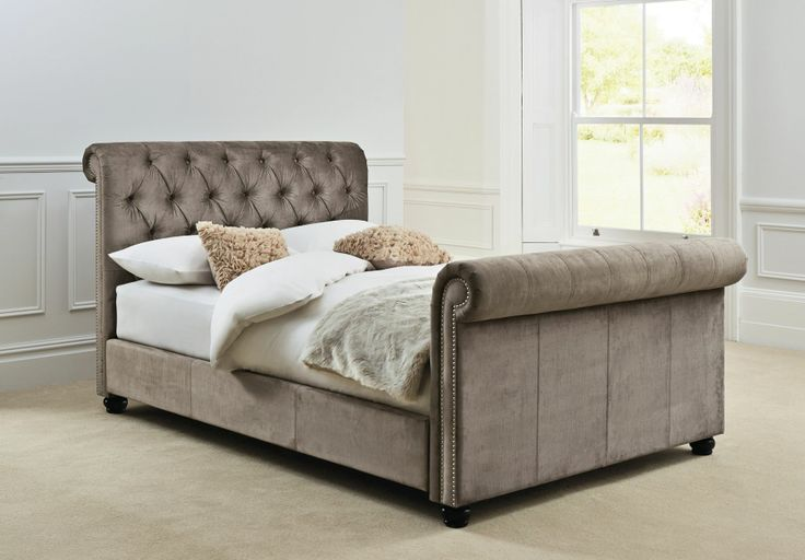 Westcott Bedstead From Next Bedroom Pinterest Beds And Silver