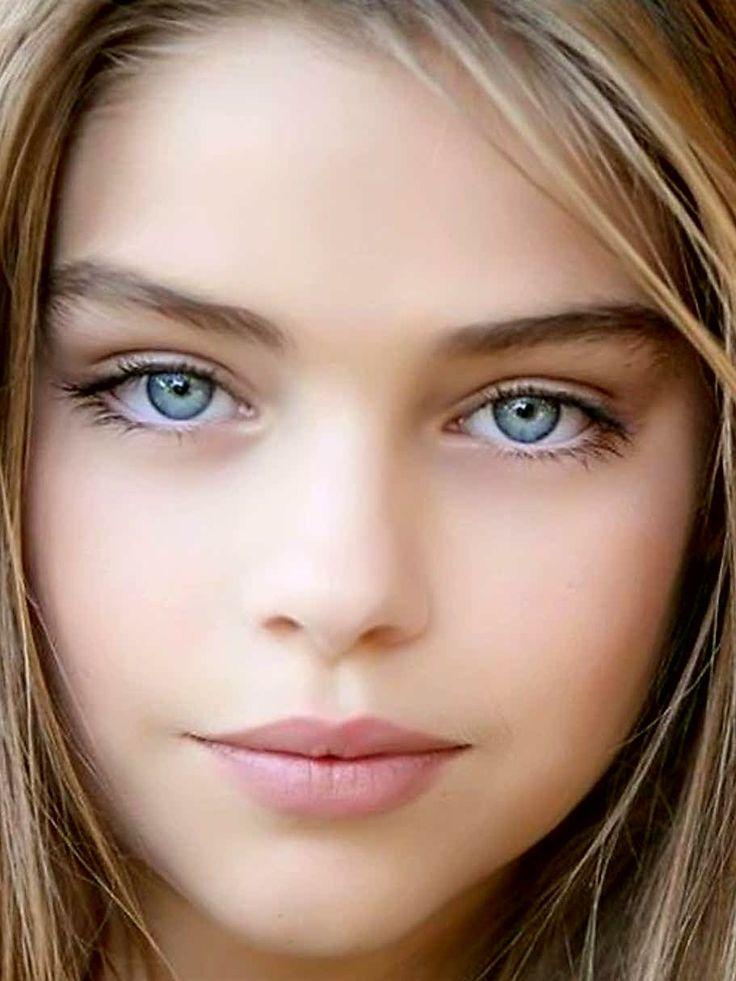 Картинки лица красивые