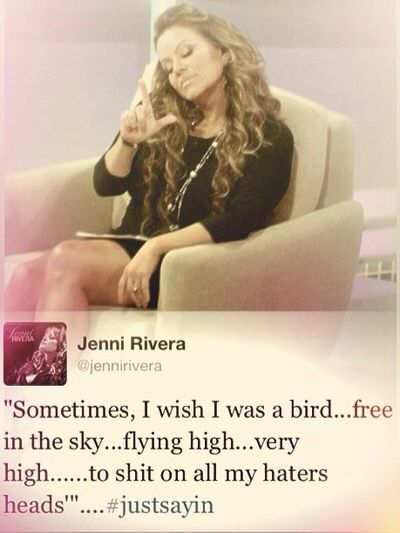 Miss you Diva De la Banda <3 Jenni Rivera