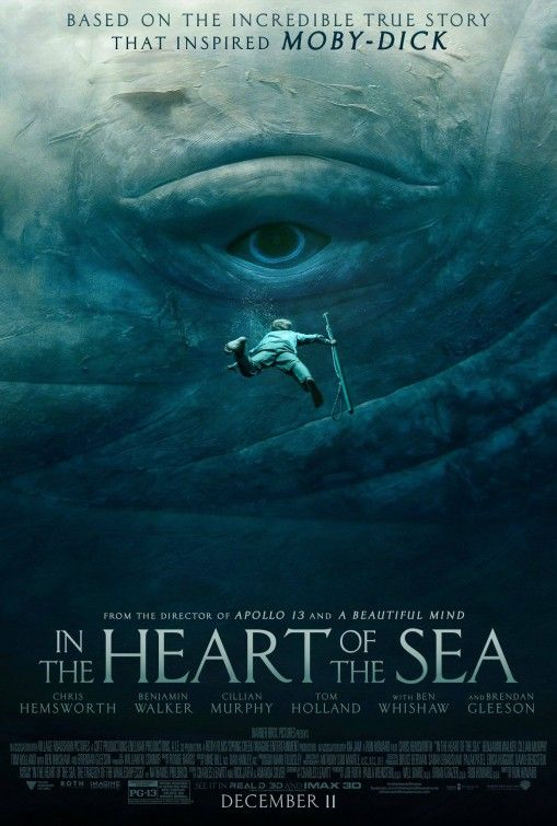 We watched the movie today. It stayed true to the book, but read the book! It's still better!! My little grandson Gideon cried when they killed one of the whales :(