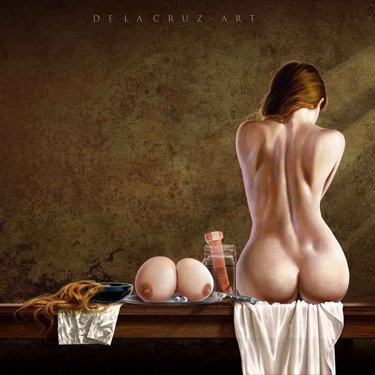 Naturaleza muerta by delacruz-art on DeviantArt