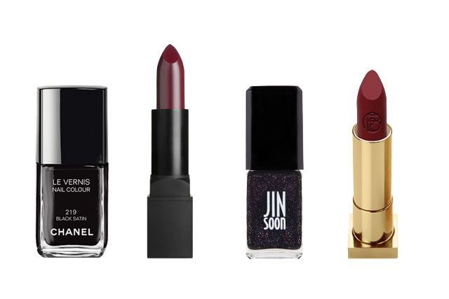 the best lipsticks & nail polishes for fall