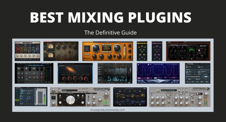 In this definitive guide, you will find the best mixing