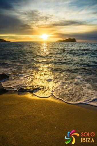 Puesta de sol, Ibiza, Isla Baleares