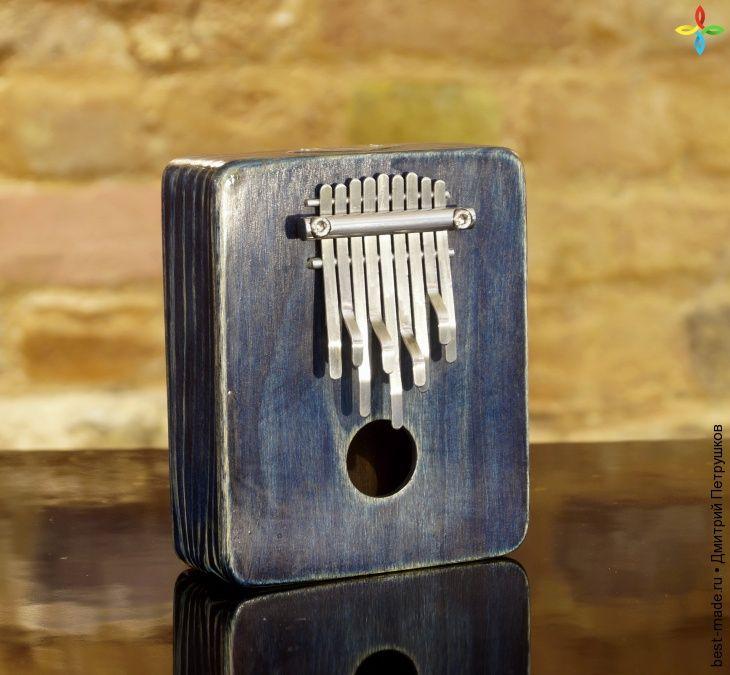 Калимба-сансула, ля-минор,   Bestmade - изделия ручной работы