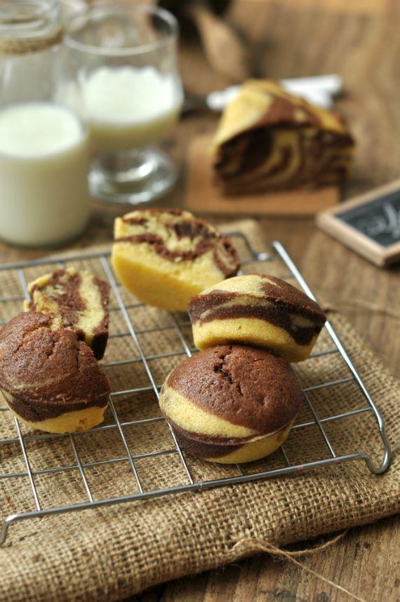 zebra muffin