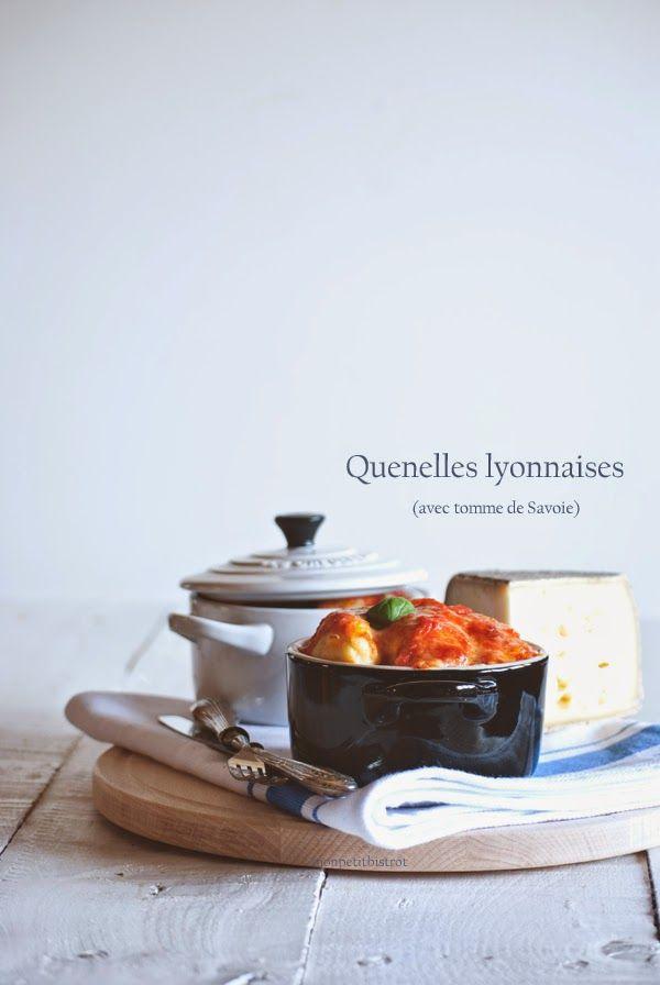 Mon petit bistrot: Quenelles lyonnaises una nuova collaborazione, un sogno in più.