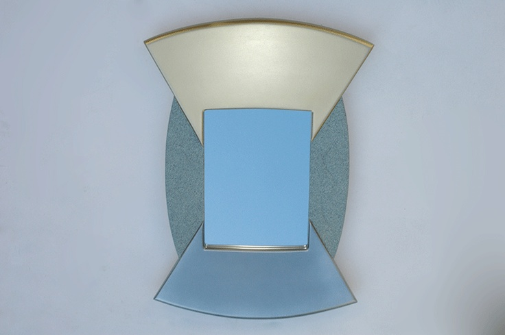 New Mirror, decorative home deco mirror for your wall mirror, abstract designer mirror frames, designed and made by hand by funky Mirrors. Ideal Gift for that someone special.