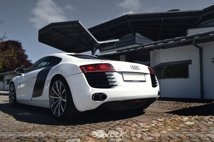 Audi R8 Brock B32 HGVP Felgen / Alloy Wheels