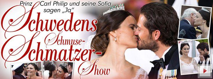 Schweden-Hochzeit: Sofia Hellqvist – von der Partymaus zur Prinzessin - Jun 13, 2015:One got #princess title http://www.bild.de/unterhaltung/royals/schweden-hochzeit/prinz-carl-philip-heiratet-sofia-41345518.bild.html, one other lost her title Jun 12,just 1 day before her birthday http://www.euronews.com/2015/06/12/spain-s-king-felipe-vi-strips-his-sister-of-her-title-as-duchess-of-palma-over/