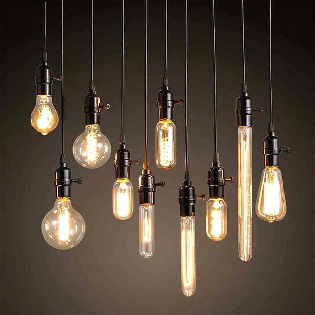 Stylish Single Hanging Light Bulb Pendant Soul Speak Designs