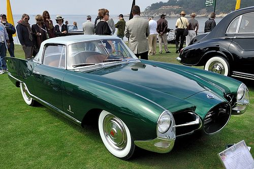 1956 Nash-Rambler Pininfarina Concept