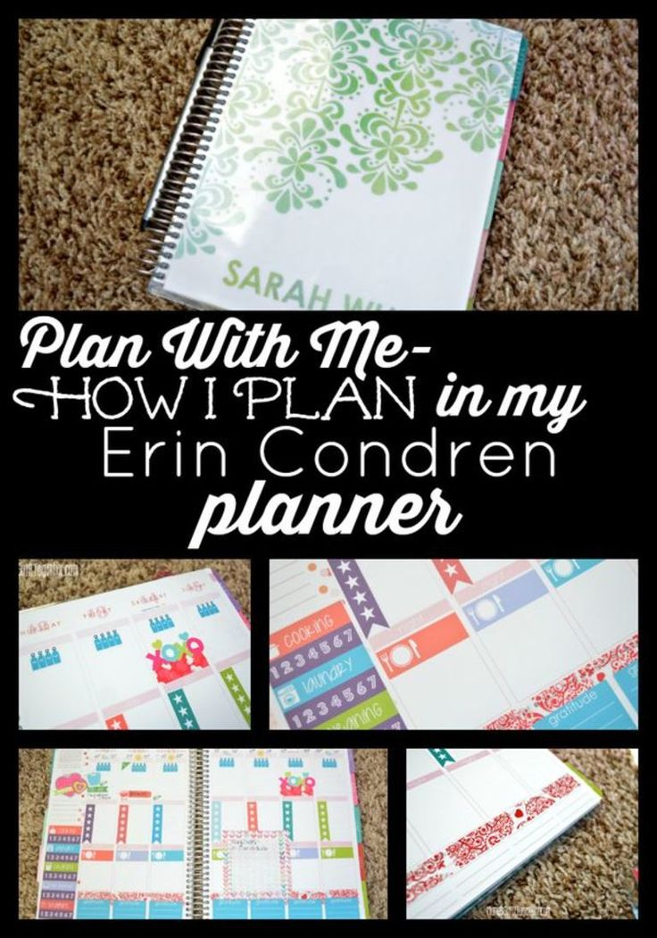26 best life planner images on pinterest punch board calendar and plan with me how i plan in my erin condren planner 10 coupon for fandeluxe Gallery