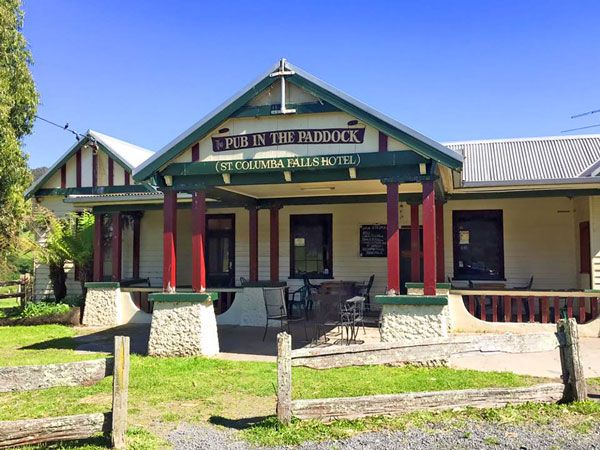 The Pub in the Paddock   A Tassie Icon