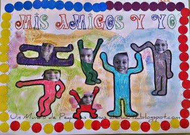 .::Un mundo de pequeñas cosas::.: 652.- Mis amigos y yo Keith Haring