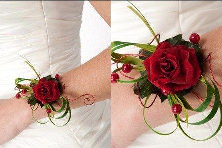 Notre mariage 16 juillet 2011 : l'envol - Idée bracelet pour la petite demoiselle d'honneur