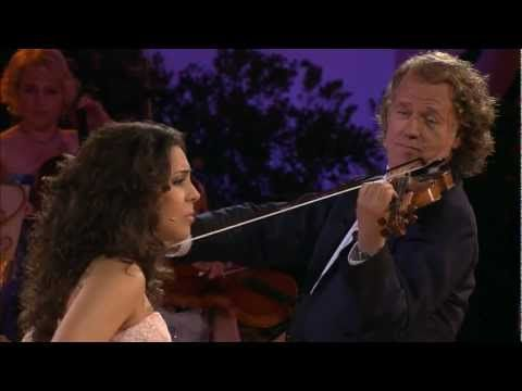 André Rieu - Love, Heaven on Earth (Liebe du Himmel auf Erden) - YouTube